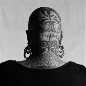 tatoo - michele cure fotografia blanc i negre