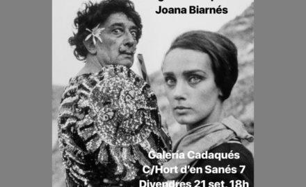 JOANA BIARNÉS - SALVADOR DALI