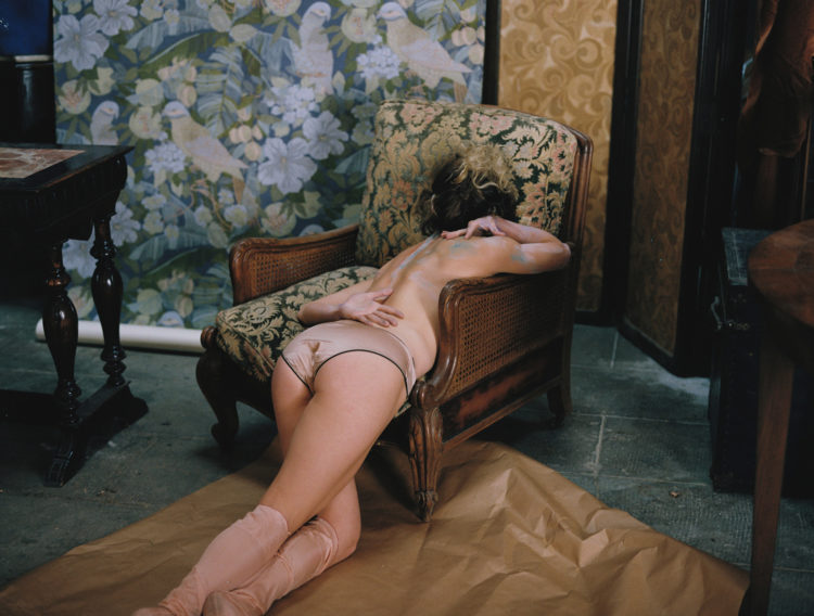 Leo Tornev - fotografia analógica en color
