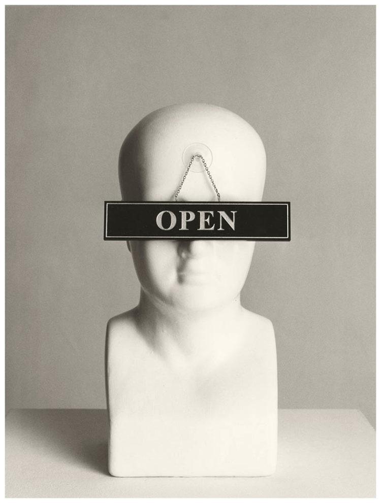 open cabeza - CHEMA MADOZ