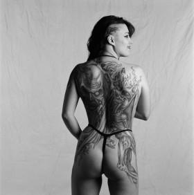 tatoo - fotografia michele curel