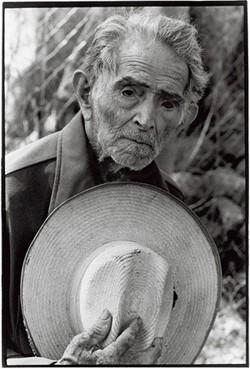 joan_guerrero - vell amb barret