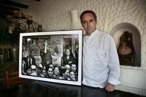 Roser Vilallonga - Ferran Adrià