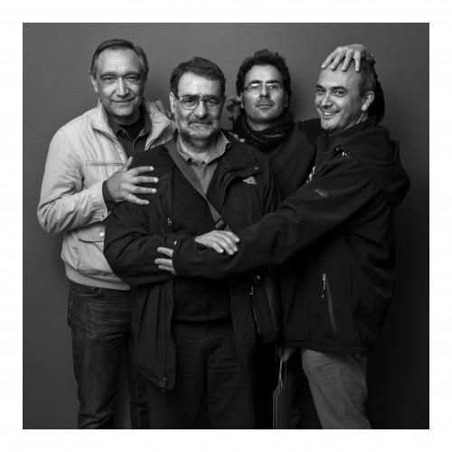 XAVIER GOMEZ - FOTOGRAFIA B/N ARXIU DIGITAL PASSAT A NEGATIU
