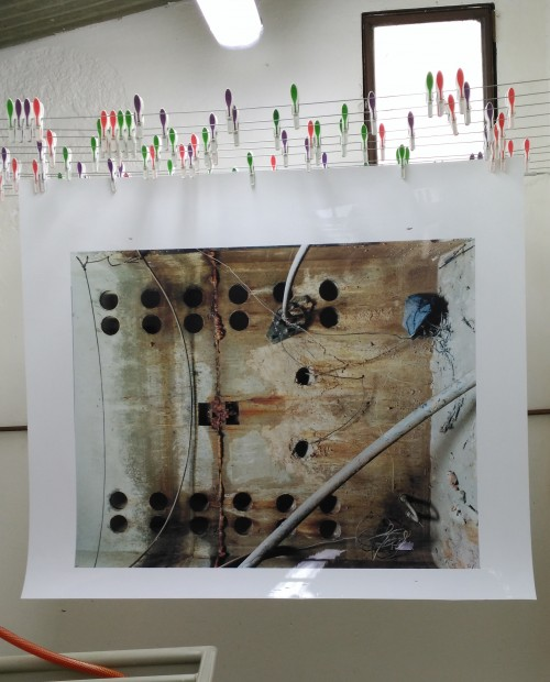 TANIT PLANA - CABLES - FOTOGRAFIA ANALÓGICA